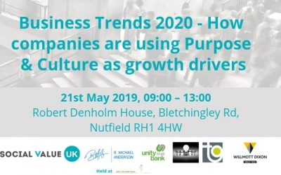Business Trends 2020 Conference